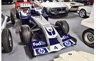 """Williams FW26 - Rennwagen - Spitzname """"Walross"""""""