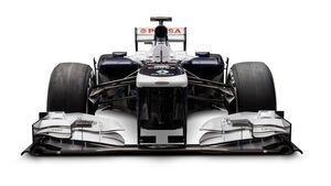 Williams FW35 Präsentation Barcelona 2013