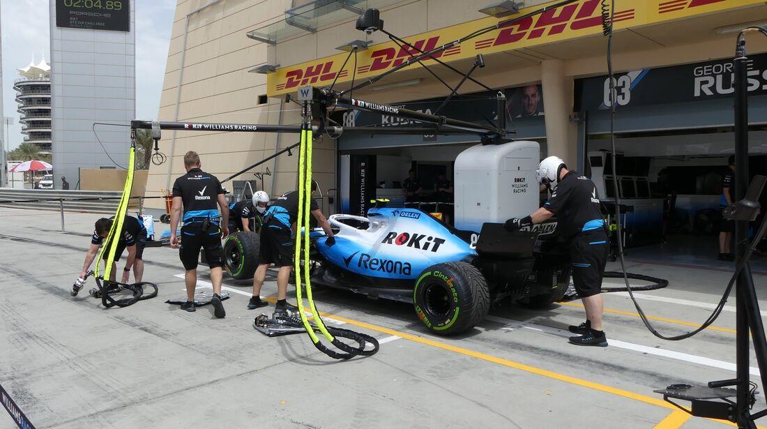 Williams - Formel 1 - GP Bahrain - 30. März 2019