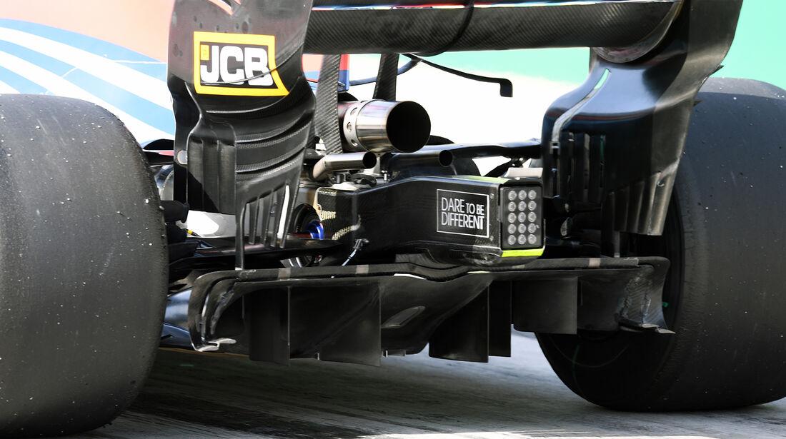 Williams - Formel 1 - GP Bahrain - 7. April 2018