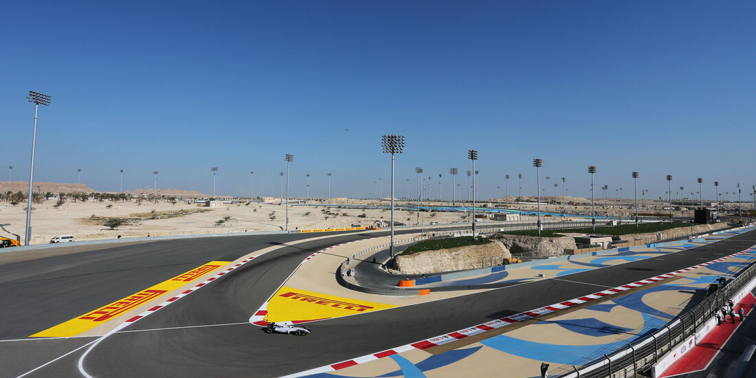 Williams - Formel 1 - GP Bahrain - Sakhir - 5. April 2014