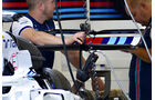 Williams - Formel 1 - GP Belgien - Spa-Francorchamps - 20. August 2015