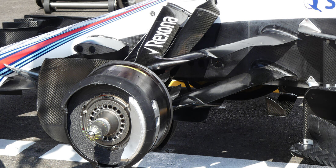 Williams - Formel 1 - GP Belgien - Spa-Francorchamps - 23. August 2018