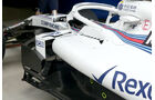 Williams - Formel 1 - GP China - Shanghai - 12. April 2018