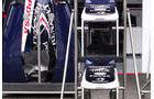 Williams - Formel 1 - GP Deutschland - 19. Juli 2012
