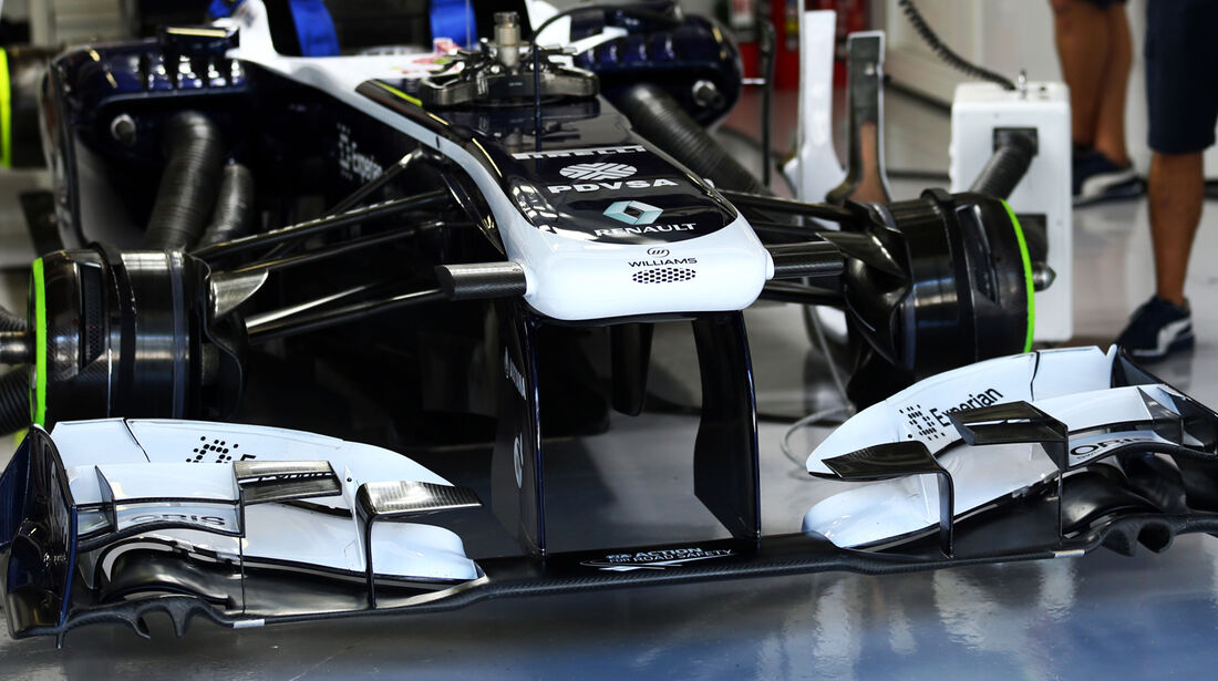 Williams - Formel 1 - GP Japan 2013