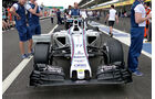 Williams - Formel 1 - GP Mexico - 29. Oktober 2015
