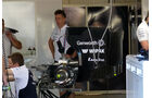 Williams - Formel 1 - GP Monaco - 23. Mai 2014