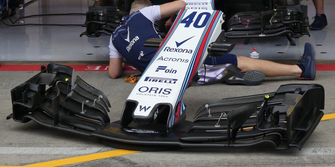 Williams - Formel 1 - GP Österreich - 28. Juni 2018