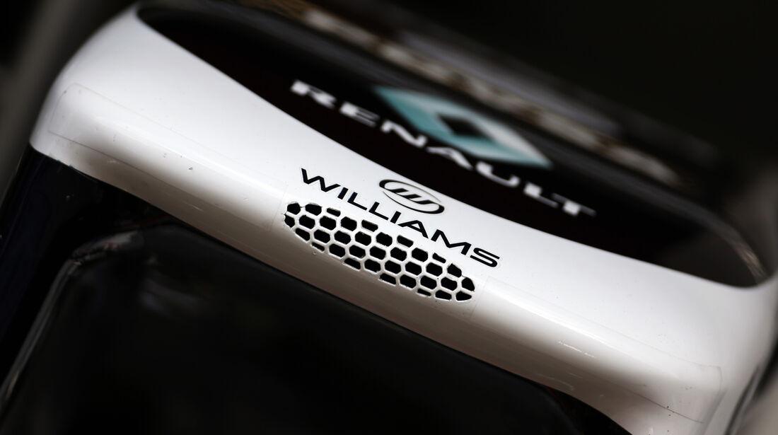 Williams - Formel 1 - GP Spanien - 11. Mai 2013