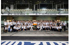 Williams - GP Abu Dhabi 2014 - Formel 1 - Tops & Flops