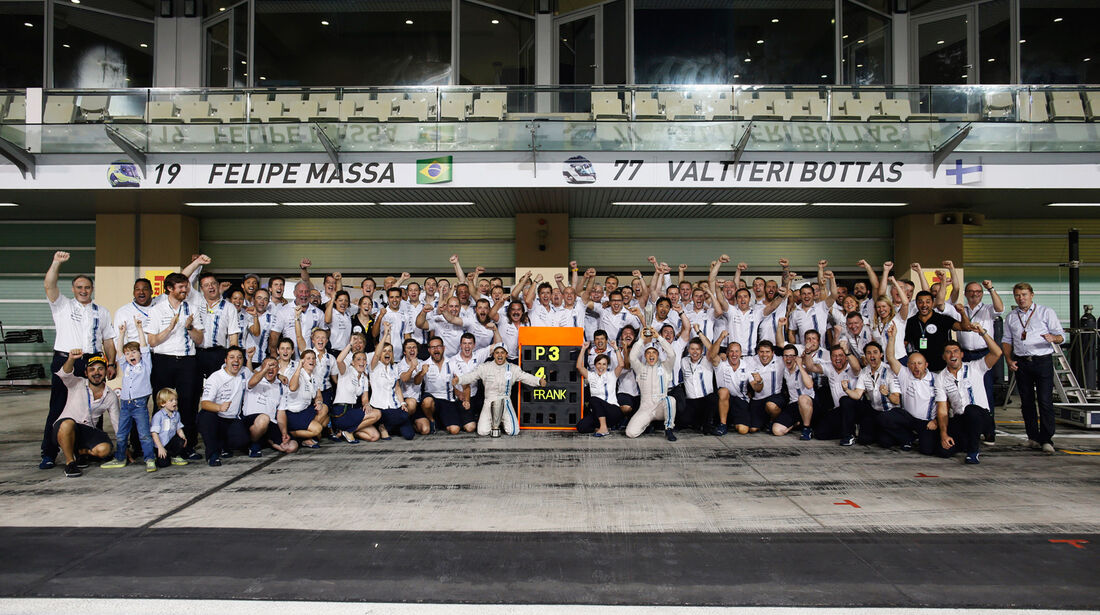 Williams - GP Abu Dhabi 2014