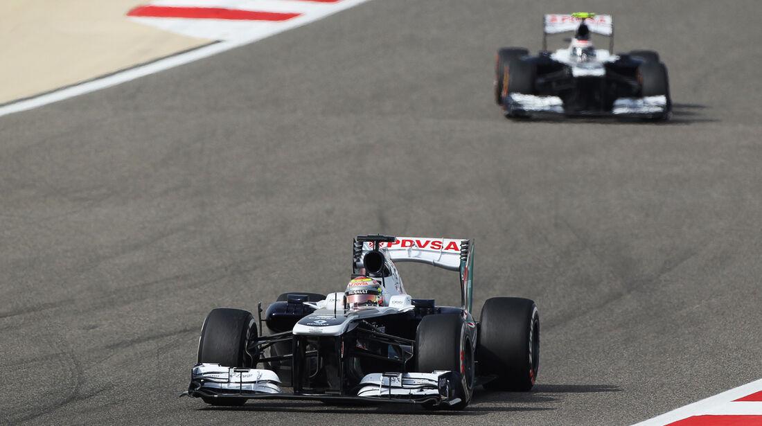 Williams - GP Bahrain 2013
