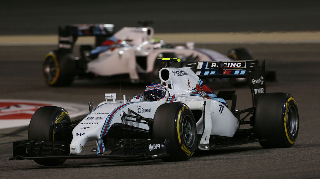 Williams - GP Bahrain 2014