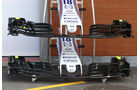 Williams - GP Belgien - Spa-Francorchamps - Formel 1 - 24. August 2017