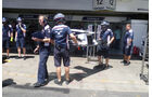 Williams - GP Brasilien - 24. November 2011