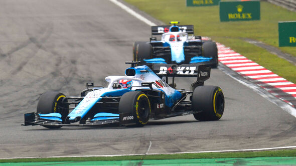 Williams - GP China 2019