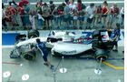 Williams - GP Italien 2016