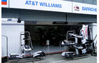 Williams - GP Italien - 8. September 2011