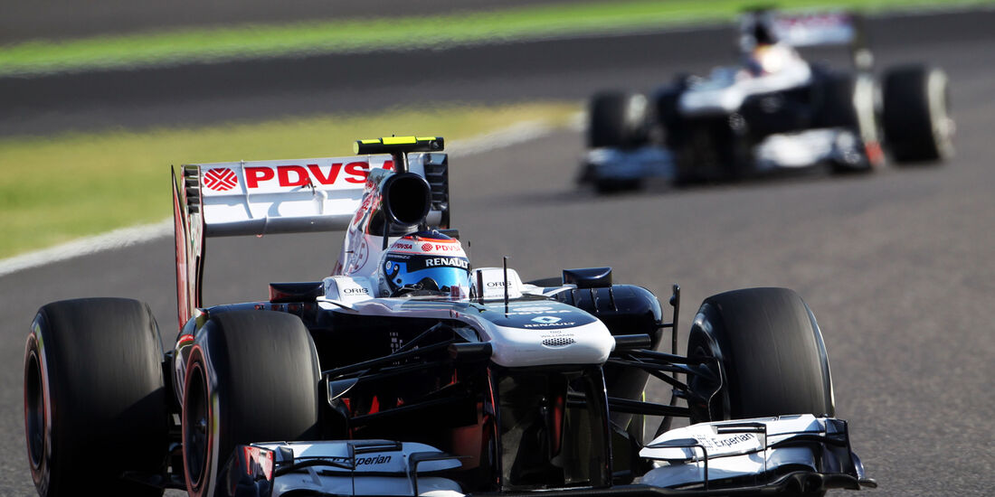 Williams - GP Japan 2013