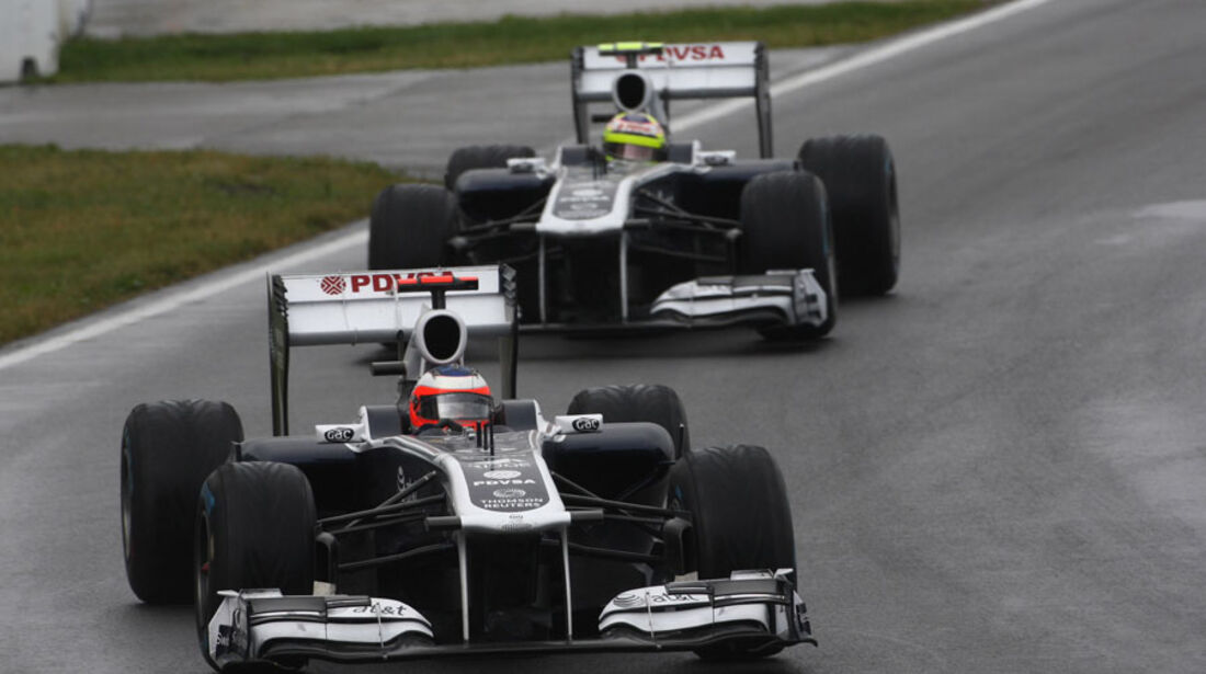 Williams GP Kanada 2011