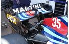 Williams - GP Monaco - Formel 1 - Freitag - 25.5.2018