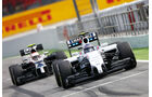 Williams - GP Spanien 2014
