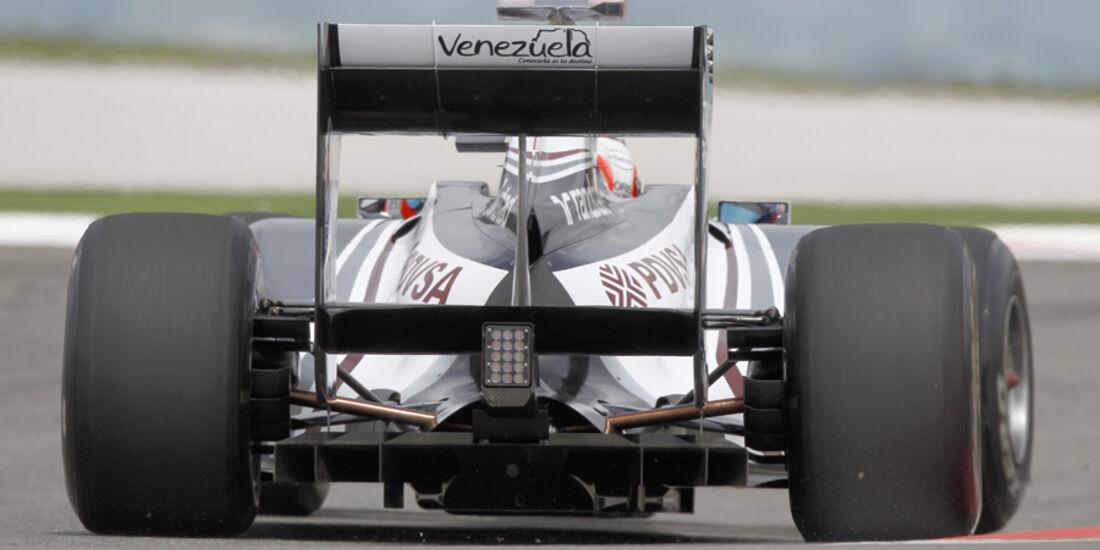 Williams GP Türkei 2011