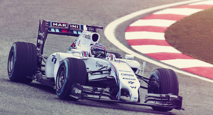 Williams Martini Racing, Formel 1, Valtteri Bottas