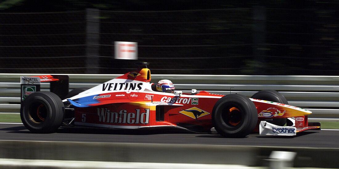 Williams-Mecachrome - GP Deutschland - 1999