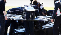 Williams Nasen F1 Jerez 2013