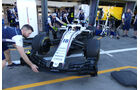 Williams - Technik-Details - GP Australien 2018 - Melbourne
