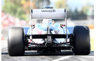 Williams Technik GP Spanien 2011