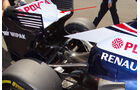 Williams - Technik - GP Ungarn 2013