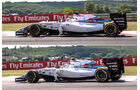 Williams - Technik - GP Ungarn/GP Deutschland 2014
