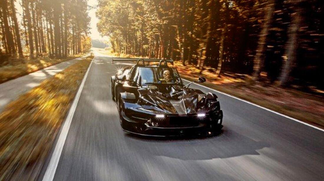 Wimmer-KTM x-Bow - Tuning - Cabrio - sport auto Award 2019