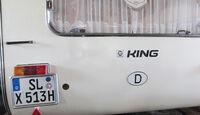 Wohnwagen-Check, Nummernschild