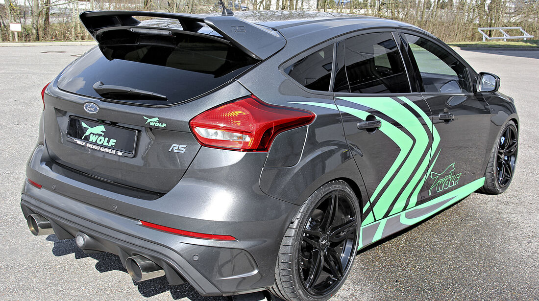 Wolf-Ford Focus RS