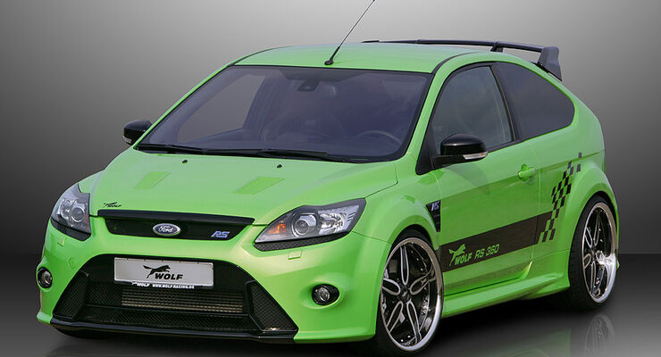 Wolf Racing Ford Focus RS