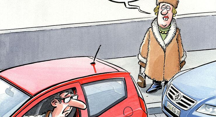 Wolfgang Sperzel Auto-Comics