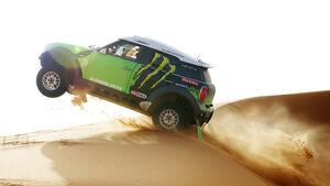 X-Raid Mini Vorbereitung Dakar 2013