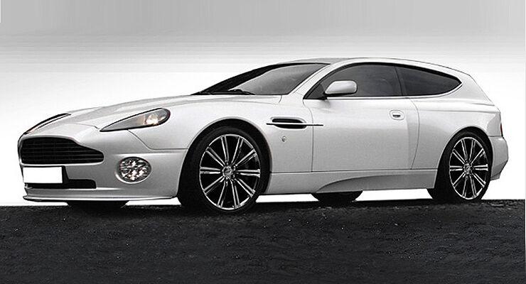 Xenatec Aston Martin Vanquish