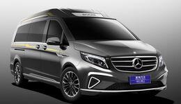 Xingchi Italdesign Vulcanus Mercedes V-Klasse