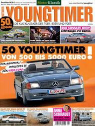 Youngtimer-Jubiläumsheft: die 50. Ausgabe