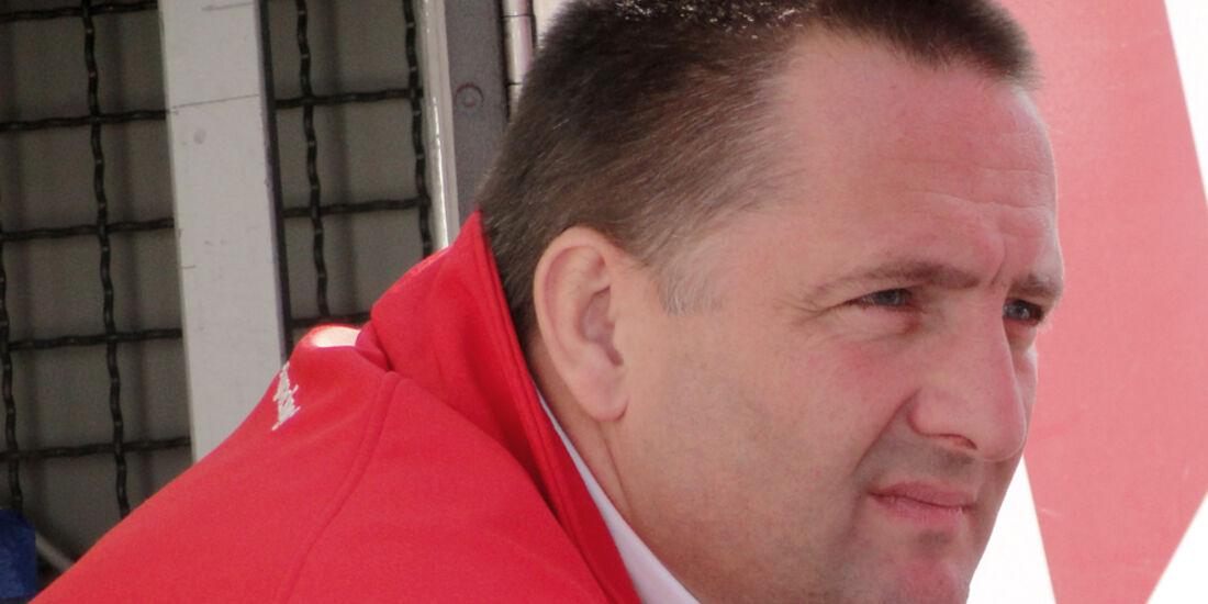 Yves Matton Citroen Rallye
