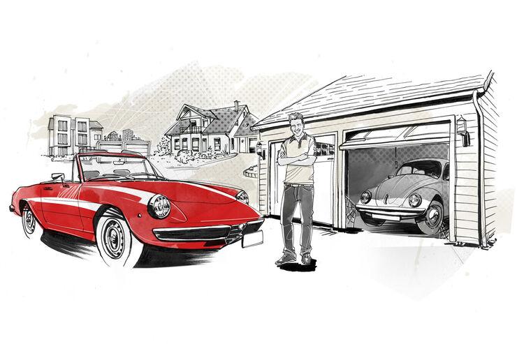 klassikerverkauf in 3 schritten so verkaufen sie ihr auto richtig auto motor und sport. Black Bedroom Furniture Sets. Home Design Ideas