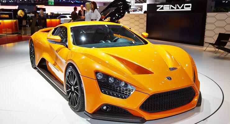 Zenvo ST1, Exoten, Autosalon Genf 2014