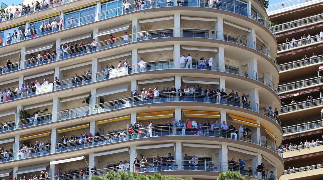 Zuschauer - Formel 1 - GP Monaco - 26. Mai 2013