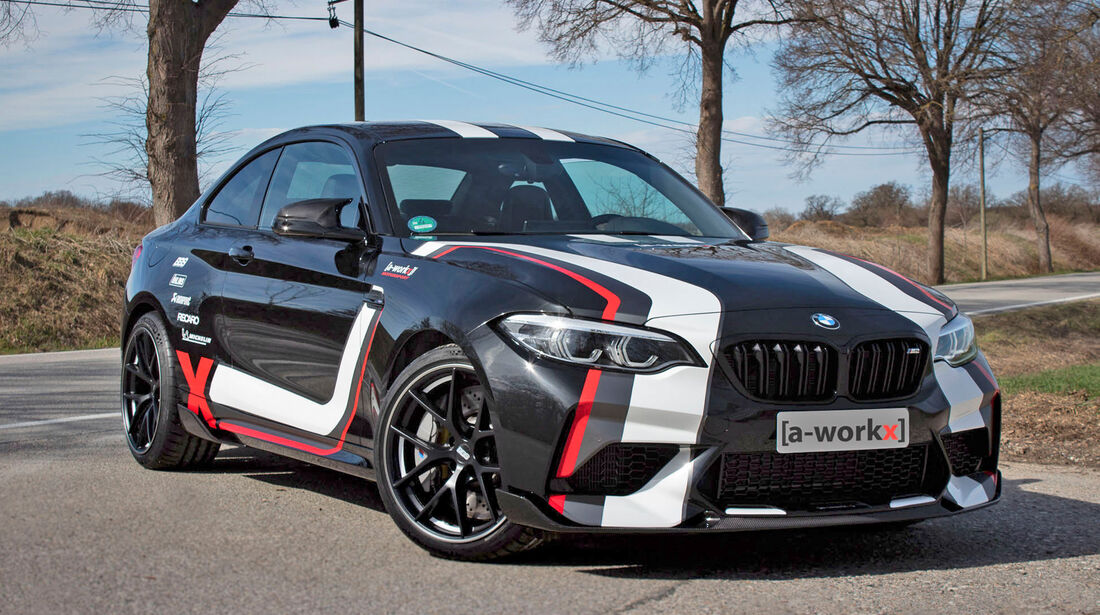 a-workx-BMW M2 Competition - Tuning - Coupé - sport auto Award 2019
