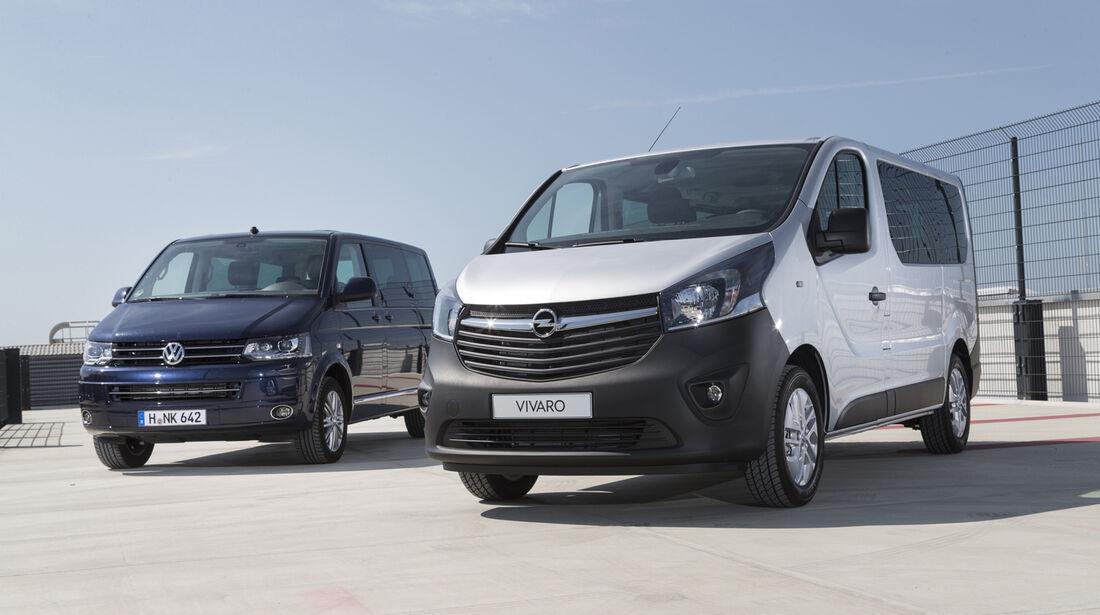 asv 2014, Opel, VW